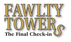 Fawlty Towers the Final Check in