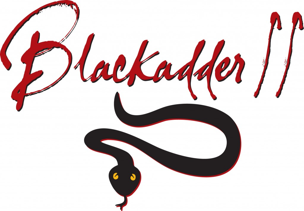 Blackadder II logo
