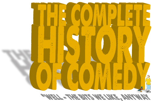 Complete History of Comedy show logo