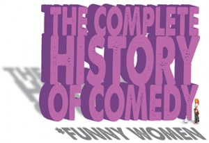 Funny Women show logo