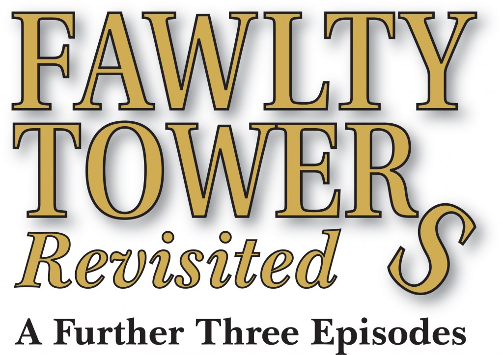 Fawlty Towers Revisited show logo