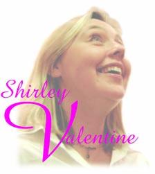 Shirley Valentine show logo