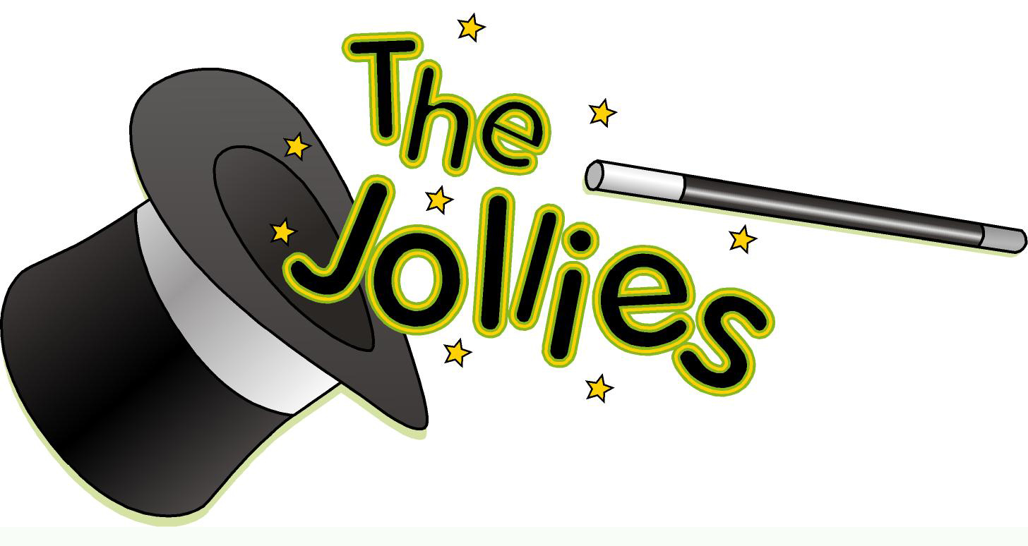 The Jollies show logo