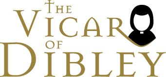Vicar of Dibley show logo