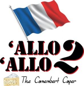 Allo Allo 2 show logo